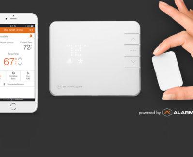 Alarm.com Home Security System