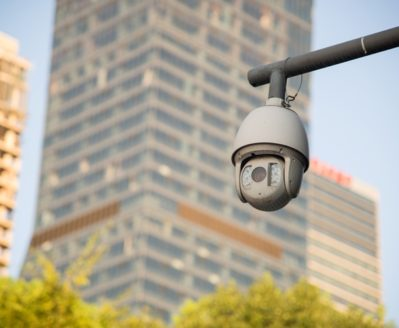 South Florida Security System Camera